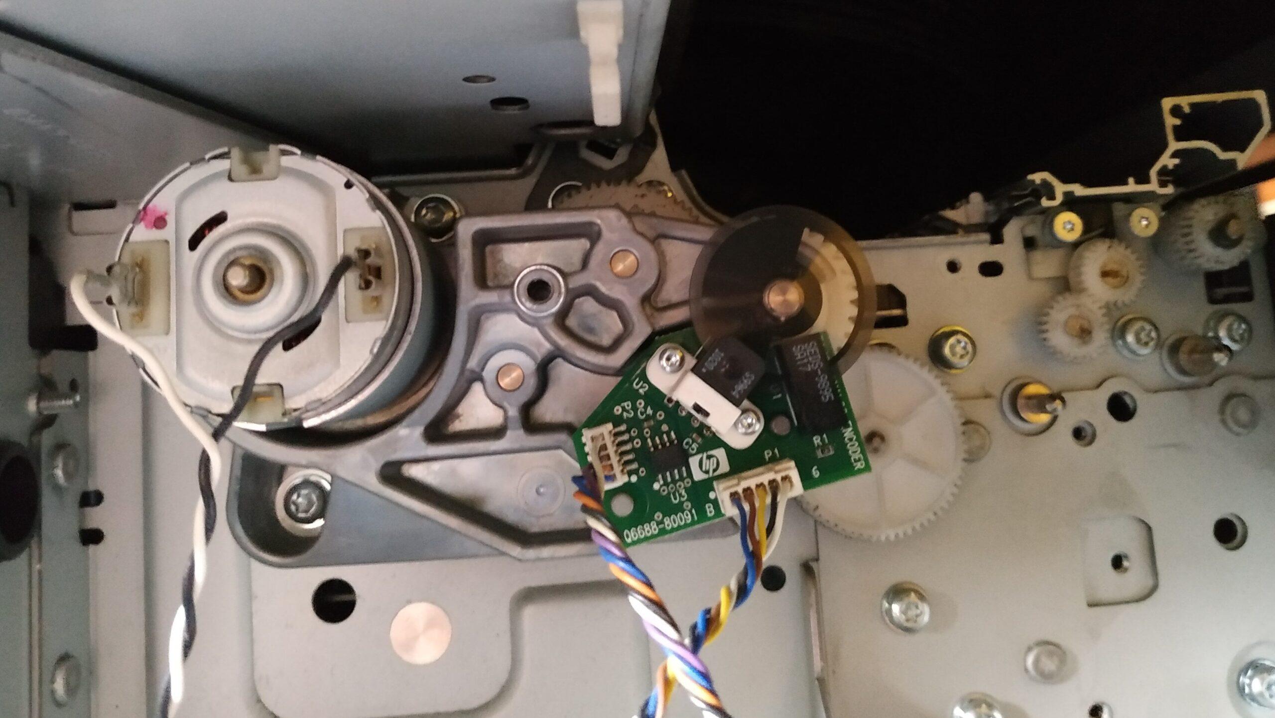 Mechanizm elektryczny suwnicy i karetki może tez nie działać poprawnie.